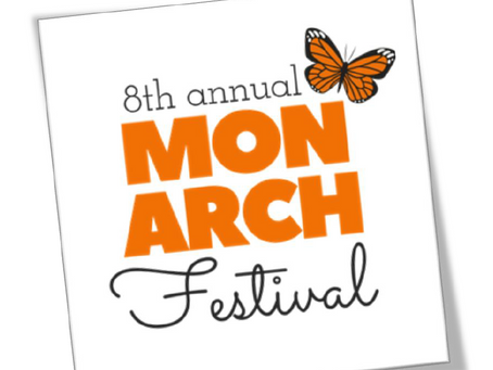 6/16 Eighth Annual Monarch Festival