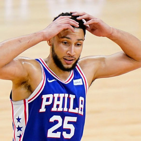 Simmons suspended by 76ers