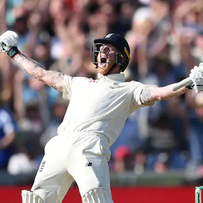 Stokes news gives England a boost