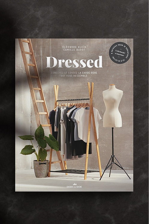 Dressed - Schnittmusterbuch von Deer and Doe