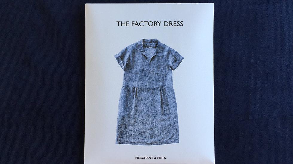 The Factory Dress - Schnittmuster von MERCHANT and MILLS