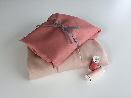 Nähpaket Blusenshirt Bloom - Viskosekrepp in 2 Farben erhältlich