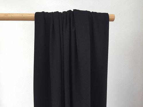 Nähpaket Modal Jersey für Kleid oder Shirt - schwarz