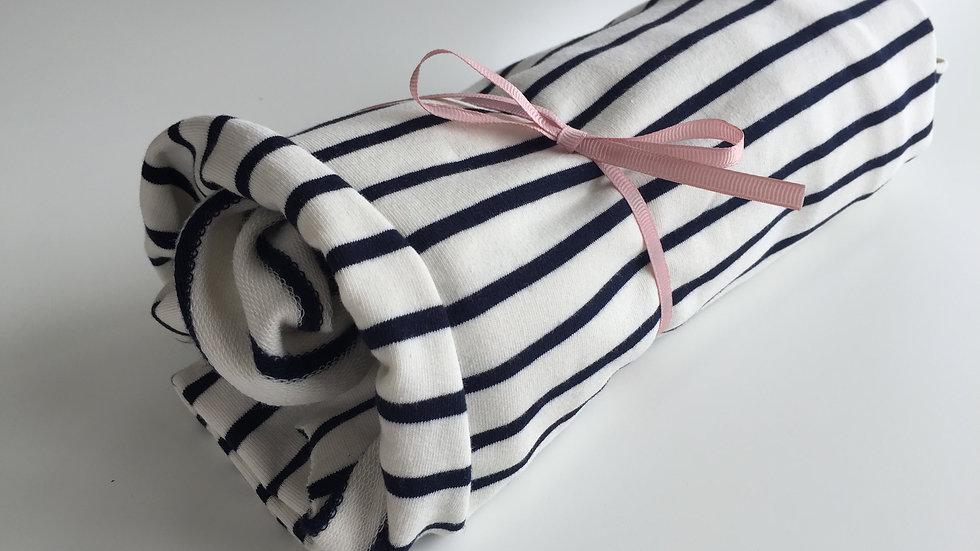 Nähpaket Streifen-Shirt Sommersweat