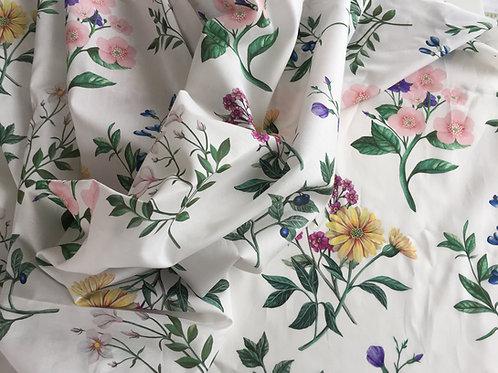 Floral Academy - LIBERTY OF LONDON Tana Lawn TM Cotton