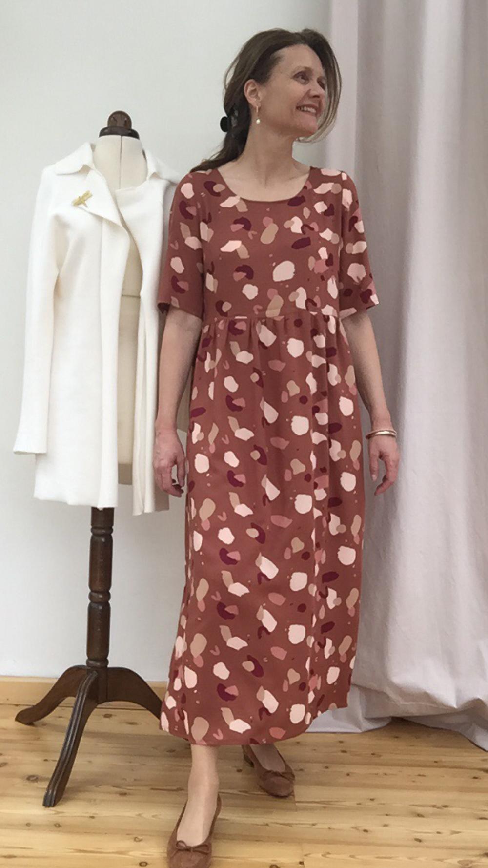 Kleid und Tunika Kala