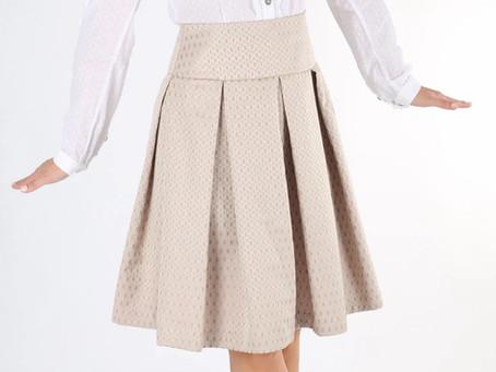 Neu bei Stofflibelle: Die traumhaften Röcke von der Kleidermacherin