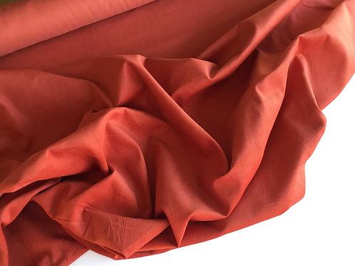 Feiner Cord orangerot - Merchant and Mills