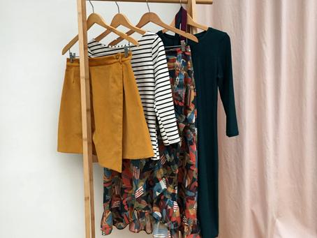 Welche Basics brauche ich für meine individuelle Garderobe? mit VIDEO