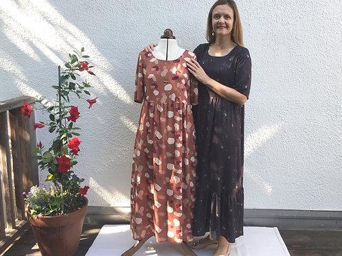 Nähpaket Kleid KALA lang