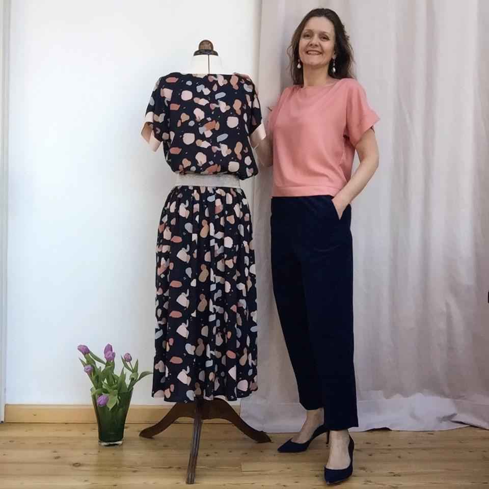 Vier tolle Kleidungsstücke selber nähen
