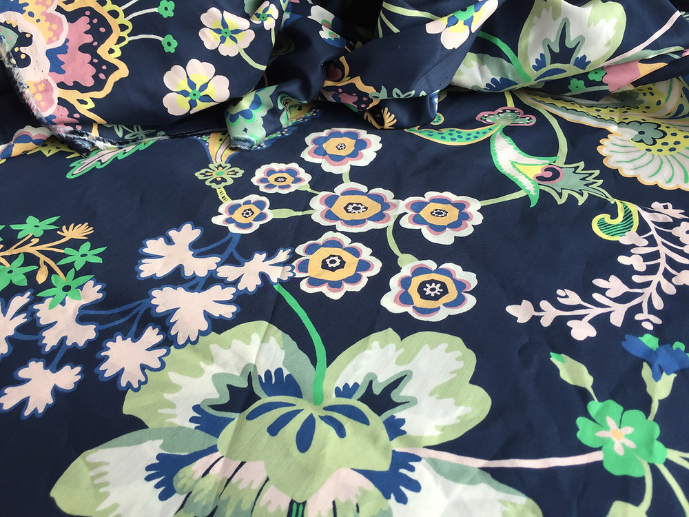 Floral Rhapsody Tana Lawn Cotton Liberty