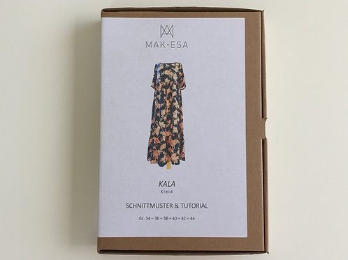 KALA Kleid und Tunika - Schnittmuster von MAKESA