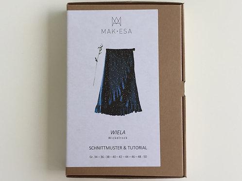 Rock WIELA -  Schnittmuster von MAKESA
