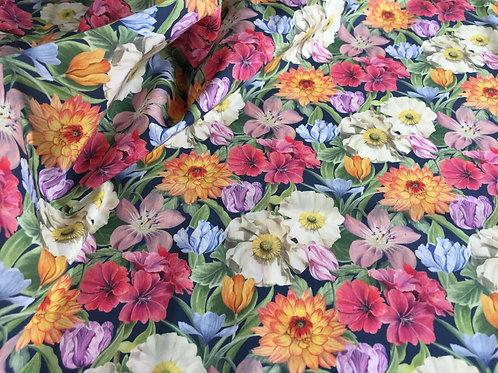 Melody Blooms - LIBERTY OF LONDON Tana Lawn TM Cotton
