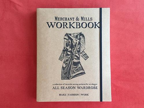 Workbook - Schnittmusterbuch von MERCHANT and MILLS