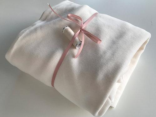 Nähpaket Mantel MALVA FLEECE Bio-Baumwolle