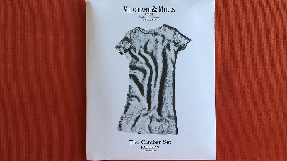 The Camber Set - Schnittmuster von MERCHANT and MILLS