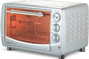 Bajaj 28-Litre Majesty 2800 TMCSS Oven Toaster Grill (OTG)  (Stainless Steel) 4.