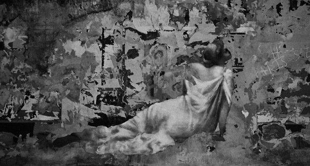 La Lascive, 2016 - 70 x 120 cm