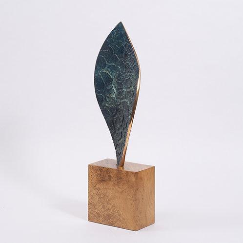 Folia I, 2014 - 36H x 10 x 9 cm