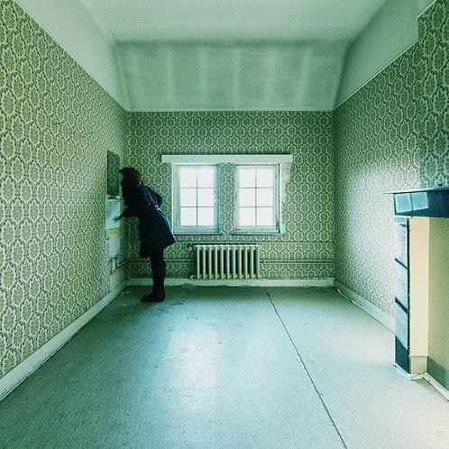 La Chambre Verte, 2018 - 60 x 60 cm
