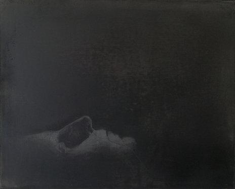Visage masque, 2019 - 40 x 50 cm