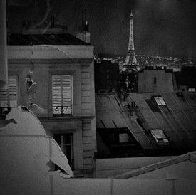 Paris Déchirée, 2017 - 50 x 50 cm