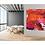 Thumbnail: Safe travels, 2019 - 165 x 165 x 4,5 cm
