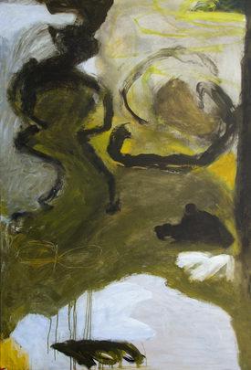Sans titre 05, 2013  - 195 x 130 cm