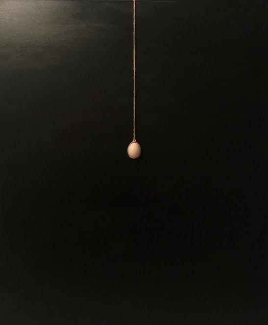 Genesis I, 2020 - 100 x 120 x 2 cm