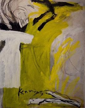 Sans titre 06, 2013 - 130 x 100 cm