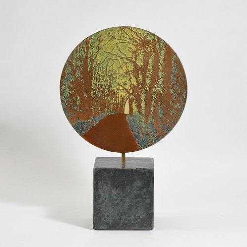 Vamos VI, 2019 - 43,5 x 27 x 12,5 cm