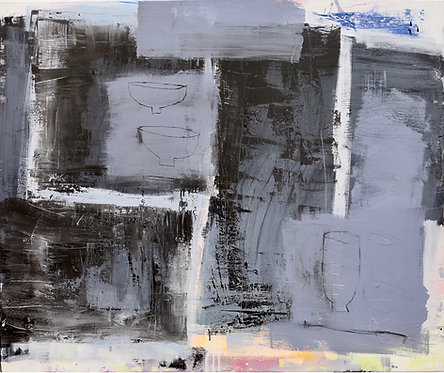 Home, 2017 - 100 x 120 cm