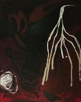 Sans titre 03, 2012 - 161 x 130 cm