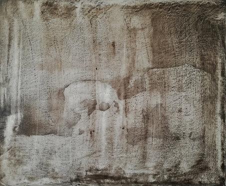 Archéologie, 2018 - 38 x 46 cm