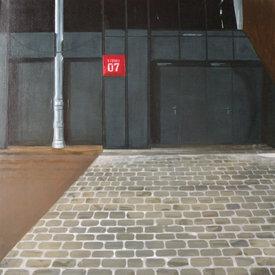 Villette, 2017 - 80 x 80 cm