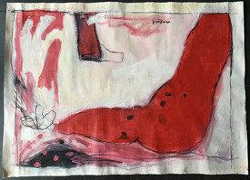Sans titre 01, 2016 - 106 x 146 cm