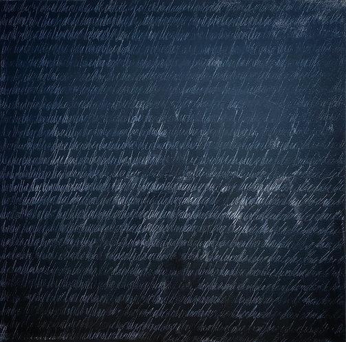 Triage, 2020 - 100 x 100 x 2 cm