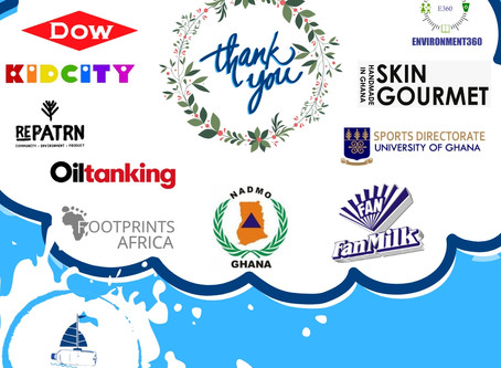Thank you for supporting our Float Your Boat!