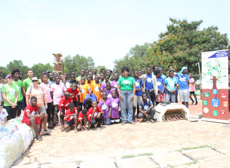 Kotobabi 2 JHS wins Environment360 Float Your Boat competition
