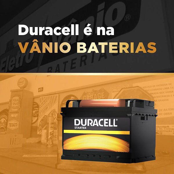 baterias duracell eletro vanio baterias