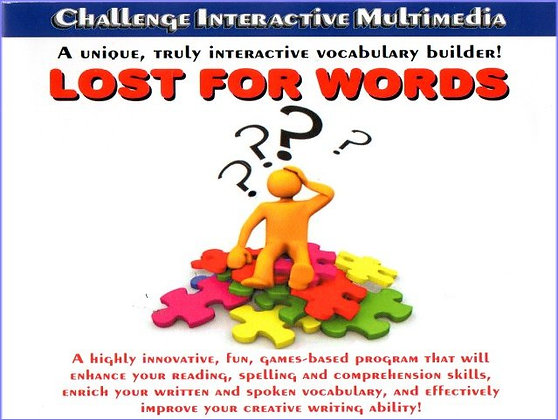 Lost For Words Network CD-ROM