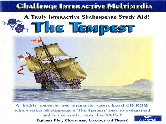 Challenge The Tempest Stand-Alone CD-ROM
