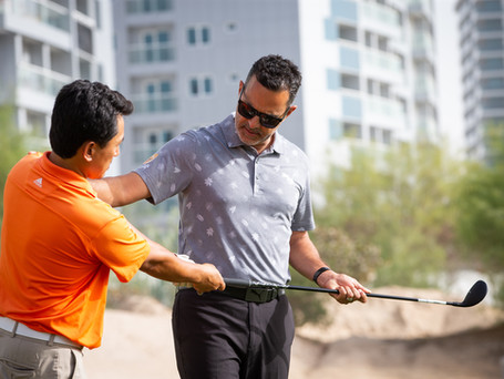 Golf Clinics with Claude Harmon III this October 2021...