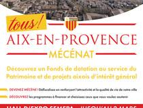 Tous Mécènes d'Aix, une exposition à découvrir - Hall d'exposition SEMEPA jusqu'au 2 mars