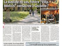 "Journal ""La Provence"" - 17/11/2018"