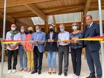Inauguration des Serres Municipales : le Bon air est dans les Serres