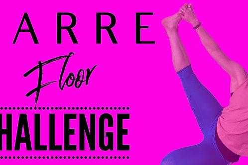 Barre Floor Challenge