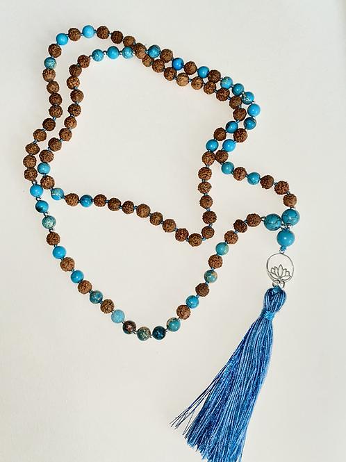 Peace & Calm Mala 6 mm Beads